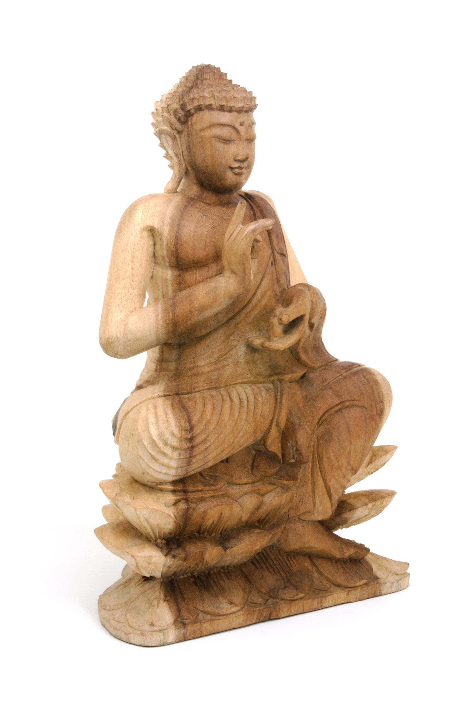 Patient Buddha on Lotus 16