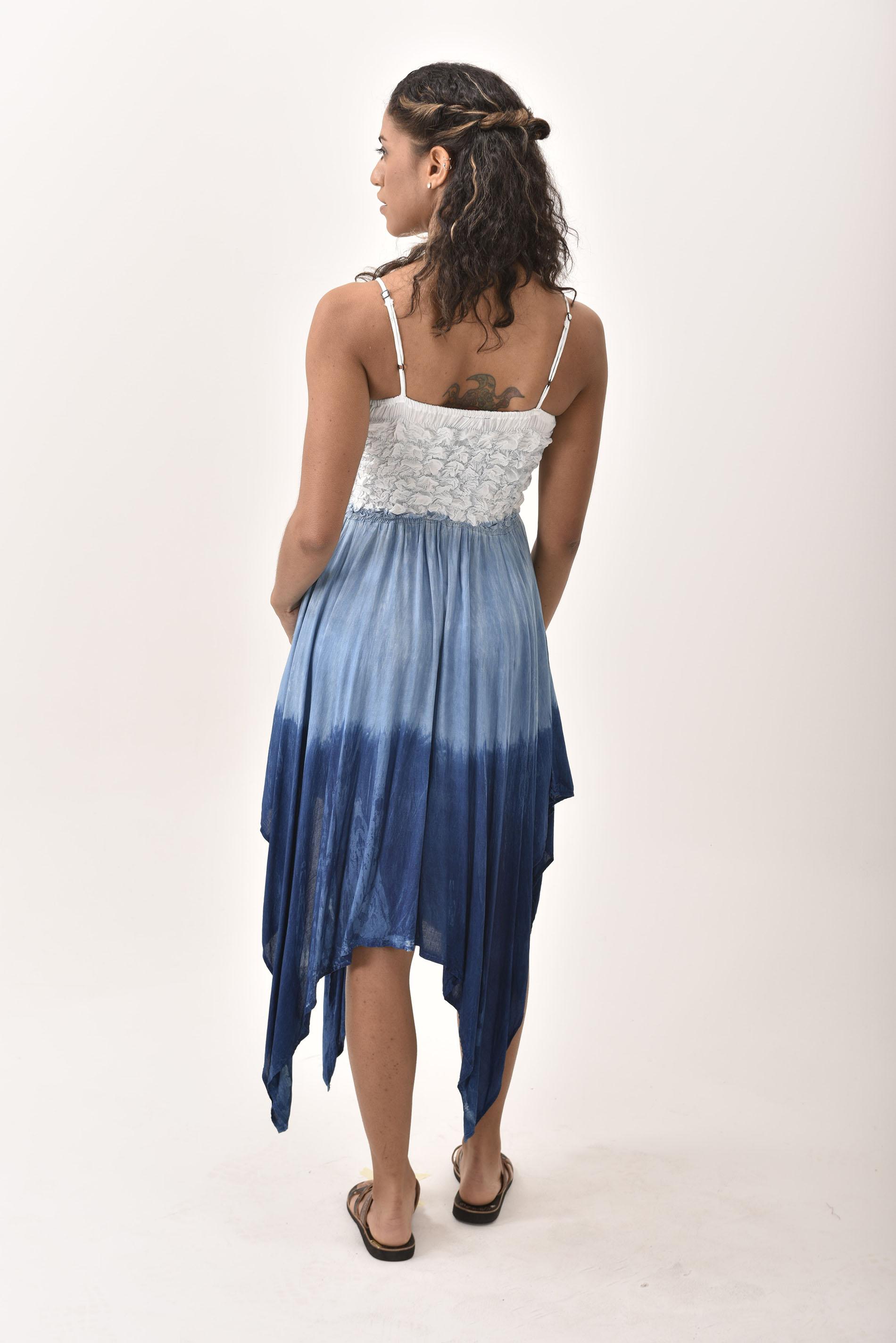 Fairy Dress, Indigo - 4567IS