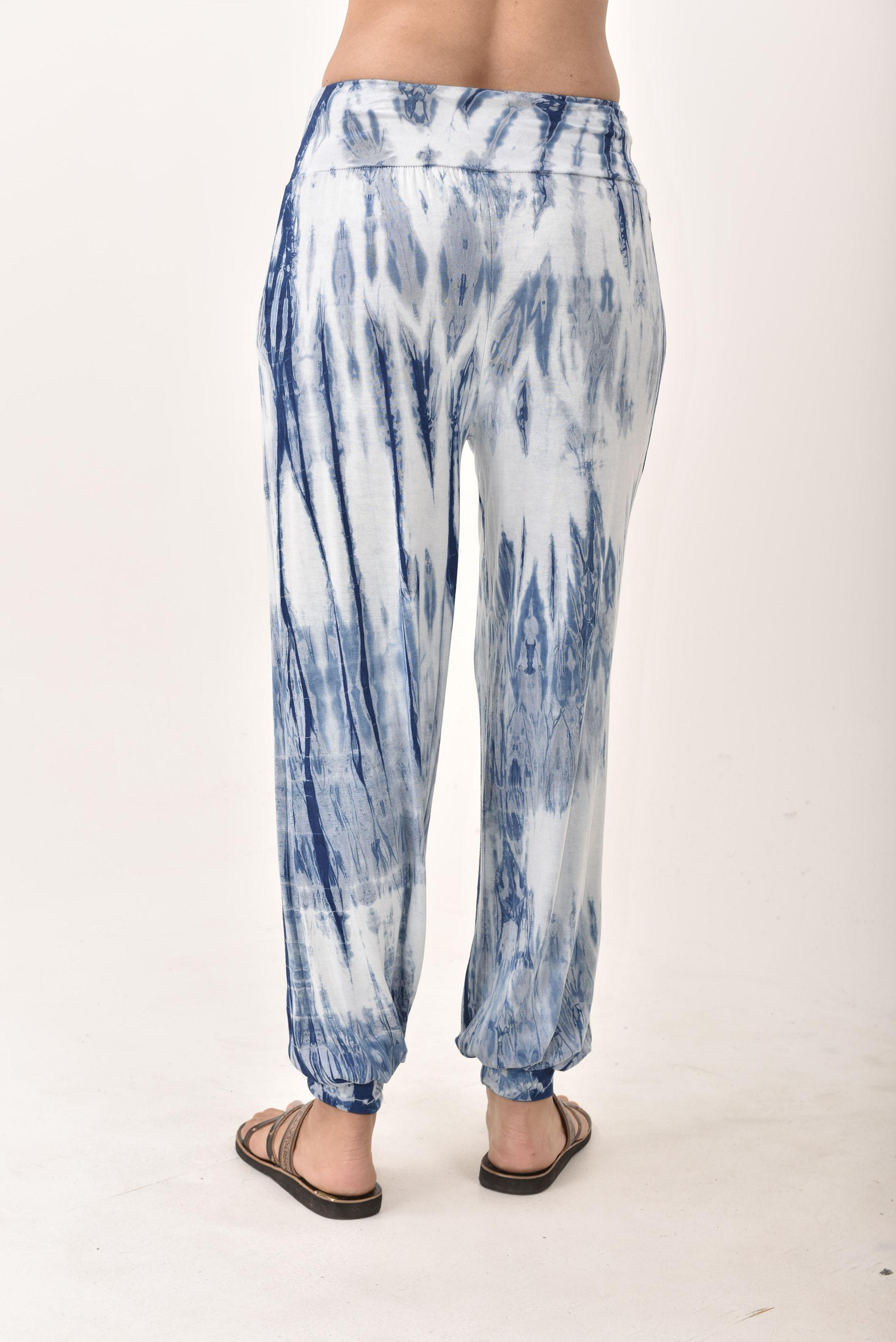 Harem Pants, Indigo - 4570it